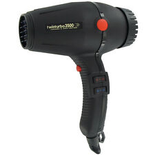 TURBO POWER CERAMIC and IONIC Twin Turbo 3500 Professional Hair Dryer NEW