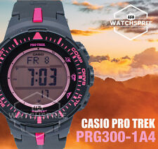 Casio Protrek Triple Sensor V3 Tough Solar Watch PRG300-1A4