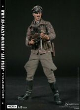DAMTOYS PES003 1/12 WWII SS-Panzer-Division W Two Heads Soldiers Action Figure