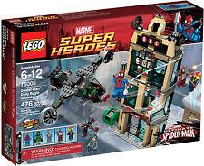 LEGO 76005 Marvel Super Heroes Spider-Man Daily Bugle Showdown -Brand New Sealed