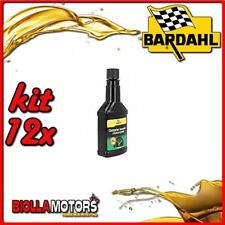 KIT 12X 150ML BARDAHL OCTANE BOOSTER MOTORCYCLE ADDITIVO CARBURANTE 150ML - 12x