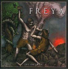 Freya - Lift The Curse (NEW CD 2007) USA import