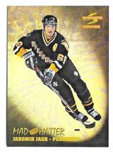 1995-96 Jaromir Jagr Pinnacle Summit Mad Hatter Insert - Pittsburgh Penguins