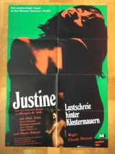 Justine de Sade (Kinoplakat '72) - Alice Arno / Franco Fantasia