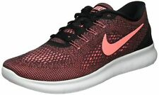 WOMEN'S NIKE FREE RN SIZE 7 RUNNING SHOES SNEAKERS 831509 008 NEW
