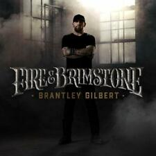 Brantley Gilbert - Fire & Brimstone  - NEW CD  2019   Preorder 4th Oct
