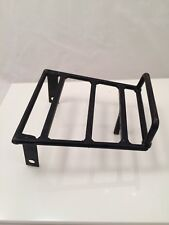 Vintage Heavy Duty Rear Motorcycle Luggage Cargo Rack Home Made Welded Solid Bar