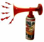 Supporters Loud Air Horn Push Button Sports Rugby Hen & Stage Party Fun Stadium