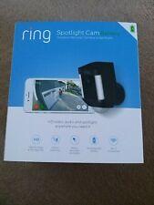 Ring Spotlight Cam Battery | HD Camera LED Spotlight 2 way talk Brand New sealed
