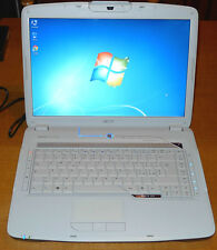 100%OK! Acer Aspire 5920G con ATI Mobility Radeon HD 3650 DDR3 E BATTERIA NUOVA!