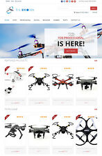 Drones Store - The Best Amazon Affiliate Website
