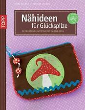 Nähideen für Glückspilze: Bezaubernde Accessoires im Pilz-Look Roland, Heike und