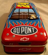 NASCAR Jeff Gordon Double crisp tin, 2005