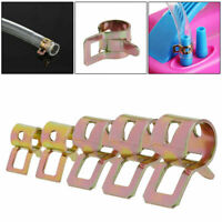 50Pcs/Set Fuel Water Oil Line Hose Spring Clip Pipe Air Tube Clamps 5/6/7/8/9mm