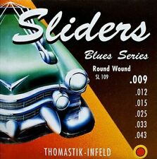 Thomastik-Infeld Blues Sliders 09-43 Electric Guitar Strings SL109