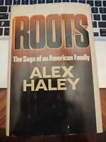 Roots, the Saga of An American Family By Alex Haley 1976 1st Edition BCE NF/VG