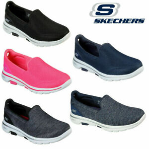 Skechers GOwalk 5 Women's Shoes in 5 Colours & 7 Sizes FREE DELIVERY