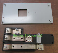 """Siemens SMBKL6 Main Breaker Mounting Kit 10"""" P4 S4 JD SD cover strap used copper"""