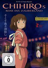 Chihiros Reise ins Zauberland (2003) - Studio Ghibli DVD in Top Zustand!