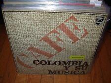 VARIOUS colombia y su musica vol 1 ( world music ) colombia