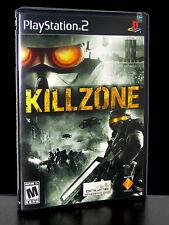 KILL ZONE GIOCO USATO OTTIMO STATO BLACK LABEL PS2 EDIZIONE AMERICANA NTSC 26692