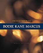Investments by Zvi Bodie, Alex Kane and Alan J. Marcus (Mixed media product)