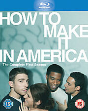 How To Make It In America Series 1 [BLU RAY, 2011, 2-Disc Set ] Season One First