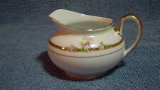 P T Tirschenreuth Madison 8101 Bavaria China Cream Creamer Pitcher Server