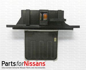 Genuine Nissan Resistor 27150-8B700