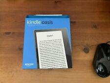 9th Generation Kindle (2nd Generation Oasis) 8GB Wi-Fi