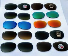 New RayBan RB2132 New Wayfarer Replacement lenses 100% Authentic