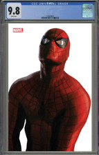 AMAZING SPIDER-MAN #50 ALEX ROSS TIMELESS VARIANT CGC 9.8 GUARANTEED PRESALE NM