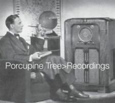 Recordings 0802644834221 by Porcupine Tree CD