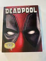 Deadpool w/ Slipcover (Bluray/DVD, 2016) [BUY 2 GET 1]