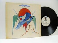 EAGLES on the border (1st uk press, textured sleeve) LP EX/EX-, SYL 9016, vinyl,