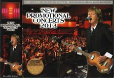 Paul McCartney / LIVE - New Promotional Concerts 2013 / 4CD+2DVD With Slipcase
