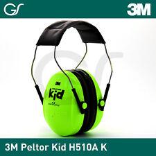 3M™ Peltor™ Kid Gehörschützer 27dB Dämmwert Kinder Micky Mäuse grün KIDV