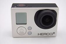 GOPRO HERO 3+ Camera SILVER EDITION WITHOUT ACCESSORIES
