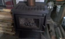 Pot Belly Heater/Stove - Antique Wood Fired Cast Iron - Masport Pittsburg