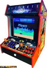 """G-688 Classic Arcade TV Video Spielautomat Bartop Thekengerät 19"""" LCD Bildschirm"""