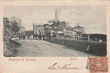 * PERETA (Grosseto) - Frazione di Magliano in Toscana 1901