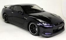 Kyosho 1/12 Scale 12201 Nissan Skyline GT-R Spec V R35 Opal Black Diecast Model