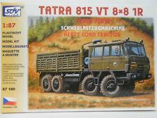 SDV Modell 87180 TATRA 815 8 x 8 KOLOS NVA Warschauer Pakt, Schwerl. Bausatz HO