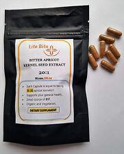 Vitamin b17 90 caps (500mg) seed extract powder, amygdalin and Laetril source