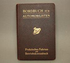 Bord Buch 1914 -1937 Opel / Brennabor Auto Vorkrieg - Horch Wanderer DKW [2014]