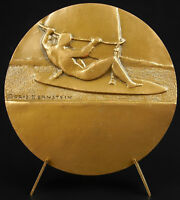 Medal Boris Bernstain the Board to Sail 1983 Wind Surf 68 mm 199 G Medal