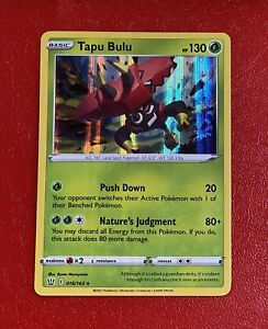 Pokémon TCG Tapu Bulu 16/163 S&S Battle Styles Set Rare Holo Card NM
