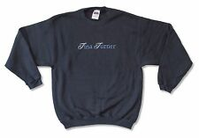 TINA TURNER! EMBROIDERED NAME CREWNECK SWEATSHIRT MED NEW OFFICIAL ADULT