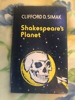 Acceptable - Shakespeares Planet - Simak,Clifford D 1977-01-01  Hardback