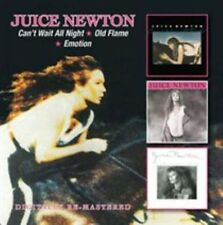 Juice Newton - Cant Wait All Night/old Flame/emotion Cd2 BEATGOESON